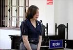 Nguyên cán bộ Thanh tra tỉnh Hòa Bình chịu khung hình phạt cao nhất