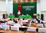 Kỳ họp thứ 17 Hội đồng nhân dân tỉnh Vĩnh Long thông qua nhiều nghị quyết quan trọng
