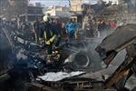 Đánh bom khiến 20 người thương vong tại Syria