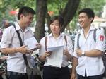 Thí sinh cả nước đăng ký 3,8 triệu nguyện vọng xét tuyển ĐH, CĐ