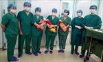 BV tuyến tỉnh phẫu thuật cấp cứu kịp thời sản phụ sinh 3 cùng trứng hiếm gặp