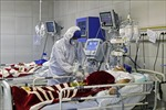 Iran ghi nhận 2.566 ca nhiễm mớivirus SARS-CoV-2 trong 24 giờ qua
