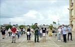Dịch COVID-19: 114 công dân hết thời hạn cách ly tập trung tại Nam Định trở về địa phương