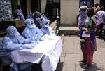 Số ca tử vong do COVID-19 tại Ấn Độ tăng lên trên 20.000
