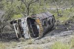 Cháy xe bồn chở xăng làm ít nhất 7 người bị thiêu cháy, trên 40 người bỏng nặng