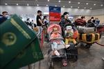 Chuyến bay đặc biệt thứ hai đưa gần 300 công dân Việt Nam từ Nga về nước