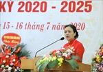Đồng chí Nguyễn Phương Nga tái đắc cử Bí thư Đảng bộ Liên hiệp các tổ chức hữu nghị Việt Nam