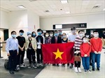 Đưa gần 350 công dân Việt Nam từHouston (Hoa Kỳ)về nước