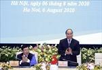 Thủ tướng Nguyễn Xuân Phúc chủ trì Hội nghị triển khai kế hoạch thực thi Hiệp định Thương mại tự do Việt Nam - EU