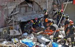 Rà soát các đống đổ nát để tìm kiếm người sống sót trong vụ nổ ở Beirut