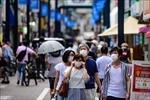 Nhật Bản ghi nhận số ca mắc mới COVID-19 trong ngày cao nhất từ trước tới nay