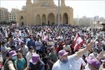 Đụng độ bạo lực nghiêm trọng xung quanh trụ sở Quốc hội Liban