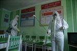 IFRC điều động 43.000 tình nguyện viên hỗ trợ Triều Tiên