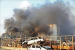 Vụ nổ ở Beirut: Thêm nhiều chuyến hàng cứu trợ tới Liban