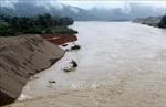 Xuất hiện đợt lũ trên sông Hồng-Thái Bình, nguy cơ cao lũ quét, sạt lở đất