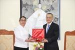 Vương quốc Campuchia truy tặng cố Đại sứ Ngô Điền Huân chương 'Mahasena'
