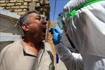 Iraq ghi nhận ngày có số ca mắc mới COVID-19 cao nhất