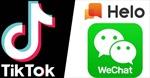 Mỹ cấm người dân tải ứng dụng WeChat, TikTok