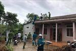 Khắc phục thiệt hại do bão số 5: Quảng Trị hỗ trợ người dân sớm ổn định cuộc sống