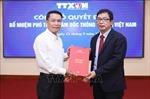 Công bố quyết định bổ nhiệm ông Nguyễn Tuấn Hùng làm Phó Tổng Giám đốc TTXVN