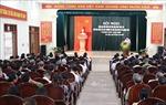 Cử tri tỉnh Ninh Bình kiến nghị liên quan đến các lĩnh vực phát triển kinh tế - xã hội