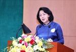 Phó Chủ tịch nước Đại hội thi đua yêu nước thành phố Đà Nẵng lần thứ V