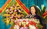 Trưởng ban Dân vận Trung ương Trương Thị Mai tiếp xúc cử tri tại Đà Lạt, Lâm Đồng