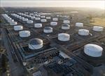 Giá dầu thế giới giao dịch ngược chiều trong phiên 30/9