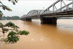 Lũ trên các sông tại Hà Tĩnh, Quảng Bình, Thừa - Thiên Huế đang xuống, nguy cơ sạt lở đất vẫn cao