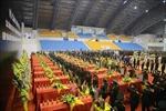 Lễ viếng và truy điệu 22 liệt sỹ Đoàn Kinh tế Quốc phòng 337