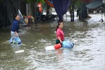 Đêm 24/10, Nghệ An đến Thừa Thiên - Huế có mưa vừa, mưa to