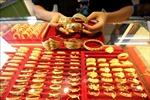 Giá vàng châu Á giảm xuống mức thấp nhất trong hơn một tuần
