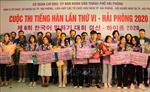 Hải Phòng: Góp phần tăng cường giao lưu văn hóa Việt Nam - Hàn Quốc
