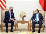 Thủ tướng: Hợp tác thương mại là trọng tâm, động lực phát triển quan hệ Việt Nam - Hoa Kỳ