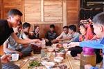 Độc đáo phong tục ăn Tết của người Hà Nhì vùng biên giới Mường Tè