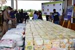 Cảnh sát Thái Lan thu giữ 8 triệu viên ma túy tổng hợp và 256 kg ma túy đá