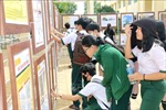 Triển lãm số về Hoàng Sa và Trường Sa tại các trường học của Bình Thuận