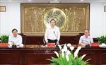 Đoàn công tác BCĐ Trung ương về phòng, chống tham nhũng làm việc tại tỉnh Bạc Liêu