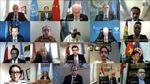 Việt Nam hoan nghênh các bên tiếp tục đàm phán trong khuôn khổ Uỷ ban Hiến pháp Syria
