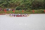 Bế mạc Giải đua thuyền truyền thống vô địch quốc gia năm 2020