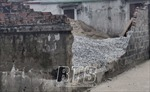 Khởi tố vụ án đổ tường bao làm một nữ sinh tử vong ở Thái Bình