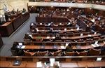 Phe đối lập tại Israel gây sức ép với chính phủ bằng kiến nghị giải tán quốc hội