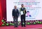 Trao giải cuộc thi 'Khởi nghiệp đổi mới sáng tạo tỉnh Thừa Thiên - Huế năm 2020'