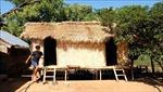 Phục dựng nhà dài của dân tộc Mạ