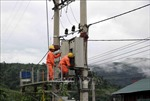 Đóng điện trạm biến áp 220 kV Mường Tè và đường dây 220 kV Mường Tè – Lai Châu