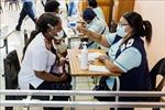 Những người từng nhiễm biến thể tại Nam Phi miễn nhiễm với các biển thể khác