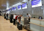 Israel dỡ bỏ lệnh cấm nhập cảnh với người nước ngoài
