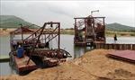 Phản hồi thông tin của TTXVN: Công ty Hồng Nguyên bị xử phạt do vi phạm trong khai thác cát