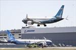 Số máy bay Boeing bàn giao tăng mạnh với sự trở lại của 737 MAX
