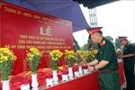 Lễ truy điệu, an táng 14 liệt sỹ Tiểu đoàn Đặc công 89 Quảng Đà